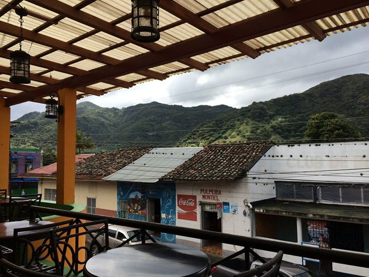 Daily siesta is usually spent drinking coffee and exploring the city of Jinotega.